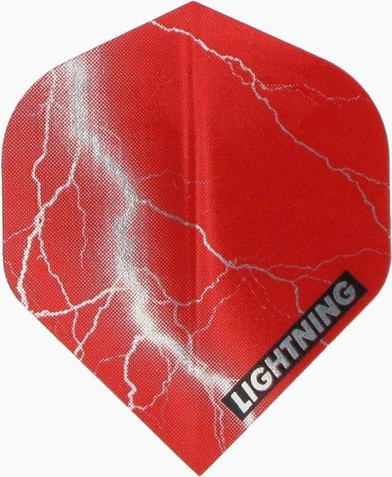 Afbeelding van het spel McKicks Metallic Lightning Flight - Red