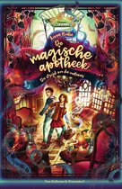 Boek cover De magische apotheek - De strijd om de meteoor van Anna Ruhe (Onbekend)