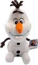 Disney Frozen 2 - Olaf - Pluche Knuffel - 30 cm