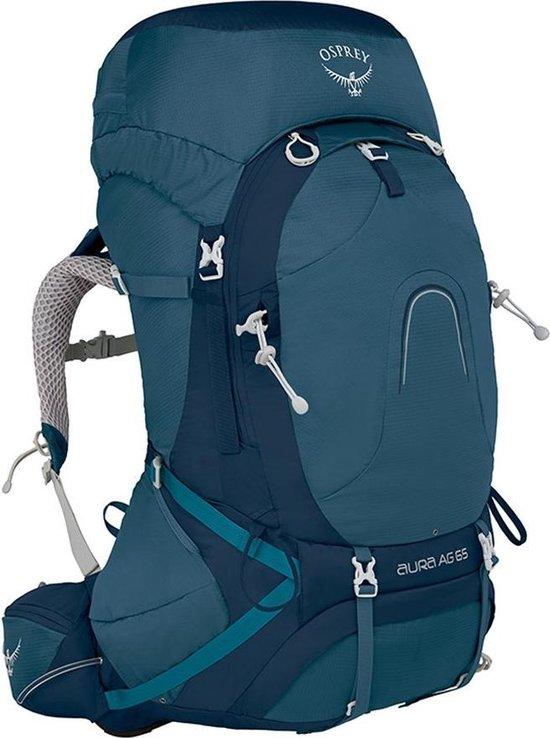 Osprey Aura AG backpack - Rugzak Medium - 65 Liter - Challenger Blue