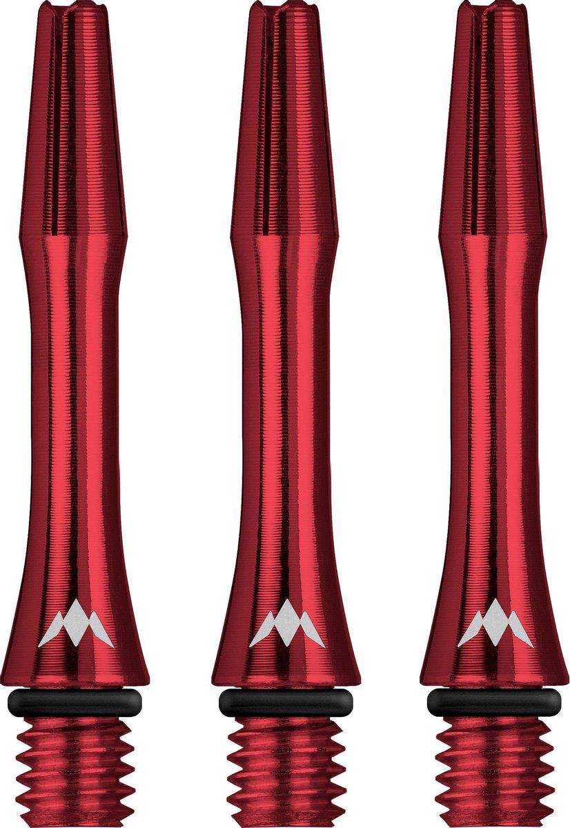 Mission AliCross Shafts Red - Medium
