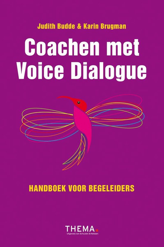 Boek cover Coachen met Voice dialogue van Judith Budde (Onbekend)