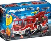 PLAYMOBIL City Action Brandweer pompwagen - 9464