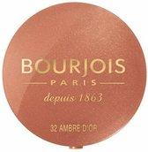 Bourjois Little Round Pot Blush - 32 Ambre d'Or