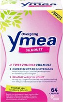 Ymea Overgang  Silhouet - 64 capsules - overgang producten - voedingssupplement