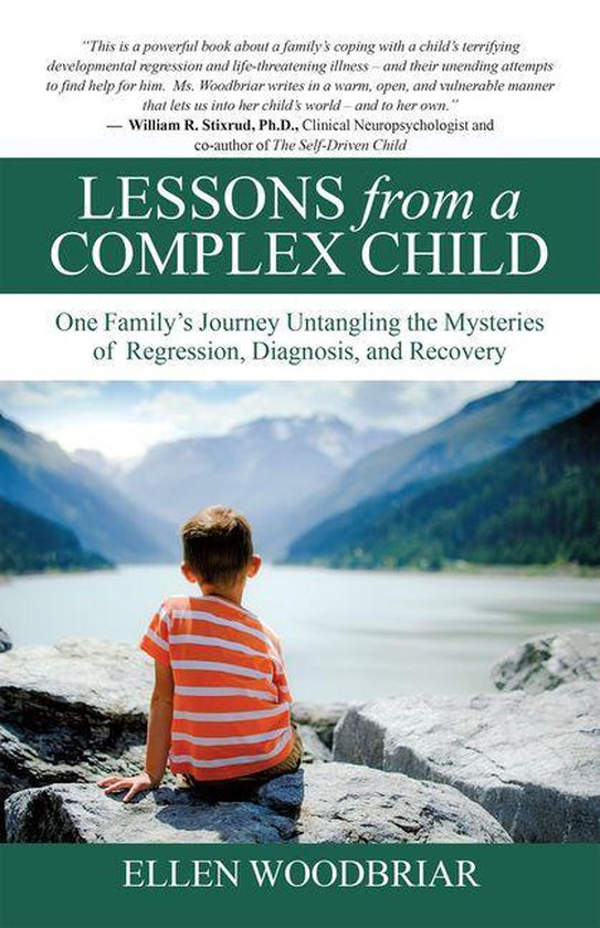 Omslag van Lessons from a Complex Child
