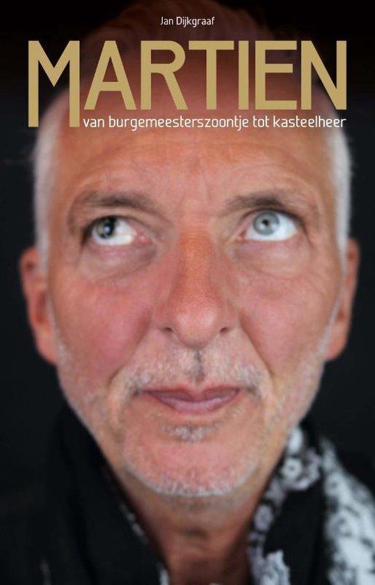 Boek cover Martien van Jan Dijkgraaf (Paperback)