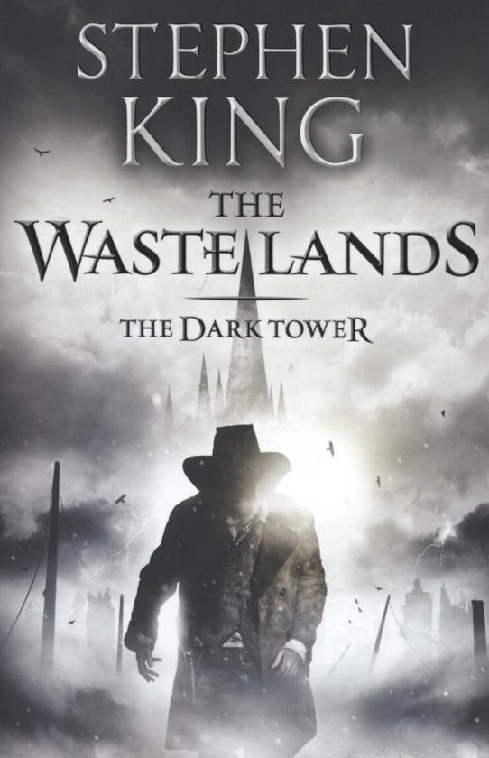 The Dark Tower III: The Waste Lands - Stephen King