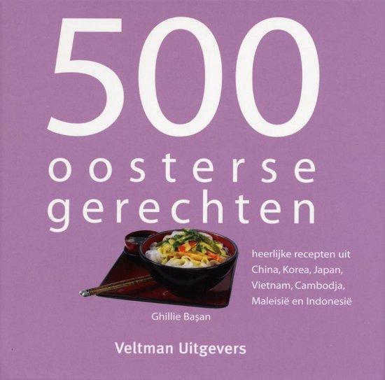 500 oosterse gerechten