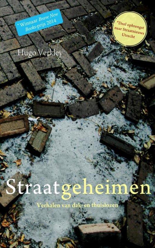 Boek cover Straatgeheimen van Hugo Verkley (Paperback)