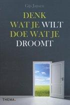 Boek cover Denk wat je wilt doe wat je droomt van Gijs Jansen