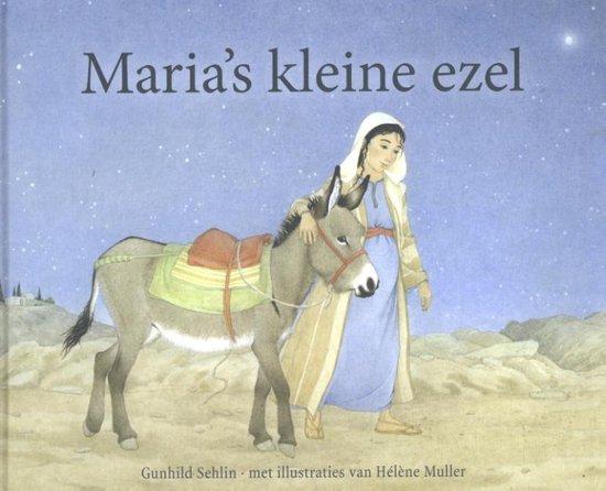Afbeelding van Christofoor Marias kleine ezel. 4+ speelgoed