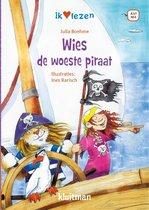 Ik ♥ lezen  -   Wies de woeste piraat