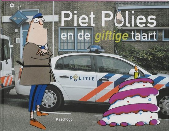 Piet Polies en de giftige taart