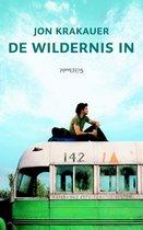 Boek cover De wildernis in van Jon Krakauer (Paperback)