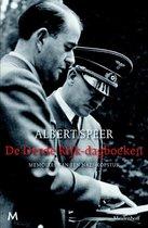 Boek cover De derde Rijk-dagboeken van Albert Speer