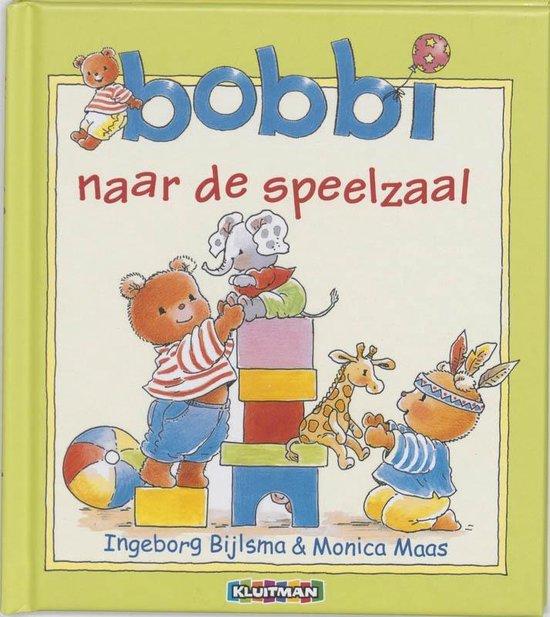 Boek cover Bobbi naar de speelzaal van Ingeborg Bijlsma (Hardcover)
