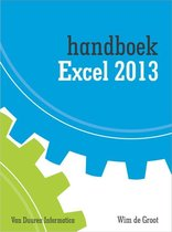 Handboek  -   Handboek Excel 2013