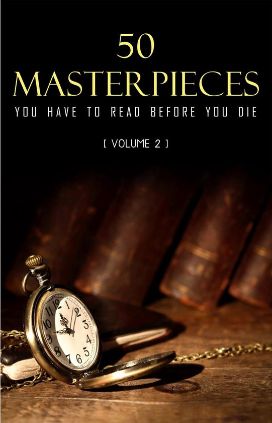 Boek cover 50 Masterpieces you have to read before you die vol: 2 (Kathartika™ Classics) van Lewis Carroll