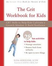Omslag The Grit Workbook for Kids