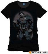 SUPERMAN - T-Shirt Focus - Black (XXL)