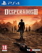 Desperados 3 - Standard Edition - PS4