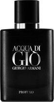 Giorgio Armani Acqua di Gio Profumo 75 ml - Eau de Parfum - Herenparfum