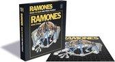Ramones Puzzel Road To Ruin 500 stukjes Multicolours