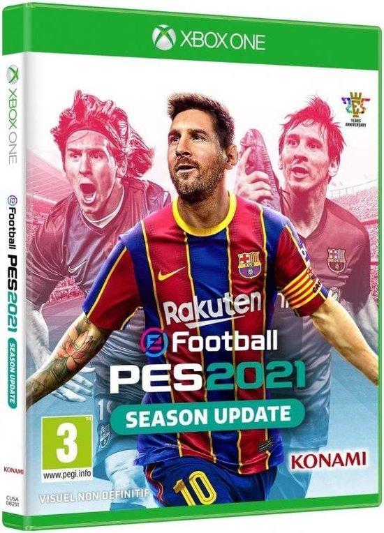 eFootball PES 2021 Season Update - Xbox One (FR)