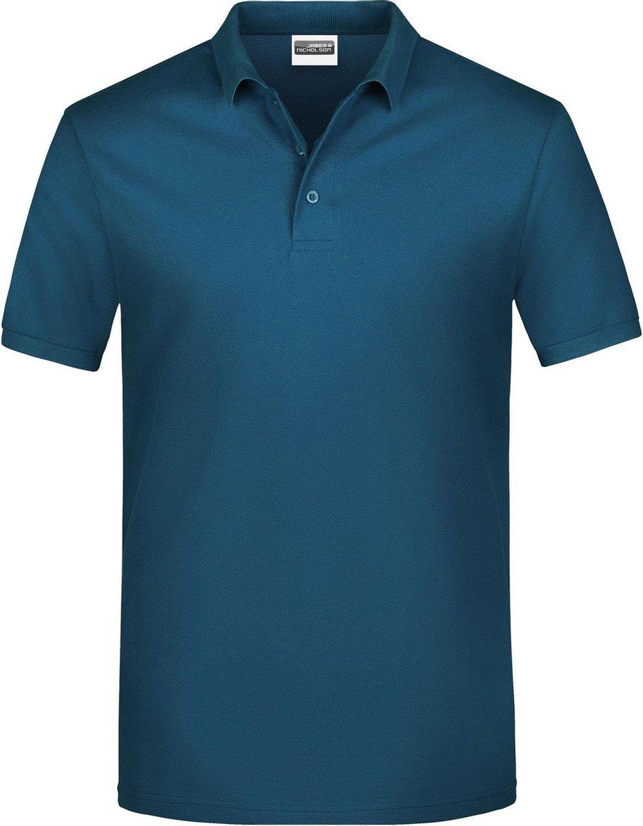 James And Nicholson Heren Basis Polo Shirt (Benzine)