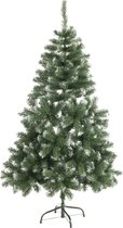 Christmas Gifts Kerstboom Zilverspar met sneeuw - 90 cm - 100 toppen