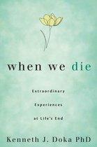 Omslag When We Die