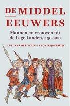 Boek cover De middeleeuwers van Luit van der Tuuk