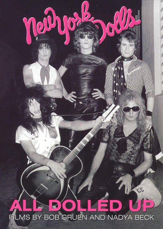 Cover van de film 'All Dolled Up'