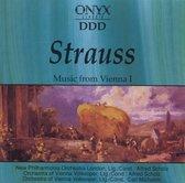 Strauss: Music from Vienna, Vol. 1