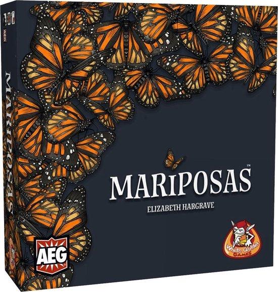 Afbeelding van het spel Mariposas