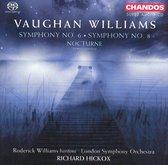 Vaughan Williams: Symphony Nos. 6 & 8 - Hickox -SACD- (Hybride/Stereo/5.1)