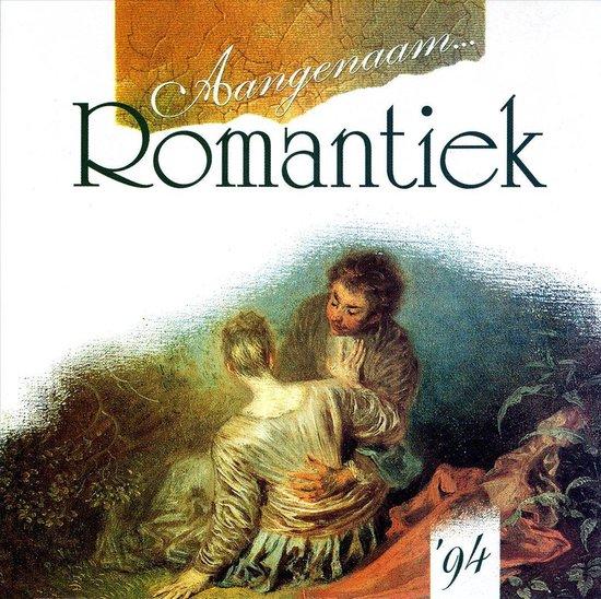 CD cover van Aangenaam... Romantiek 94 van various artists
