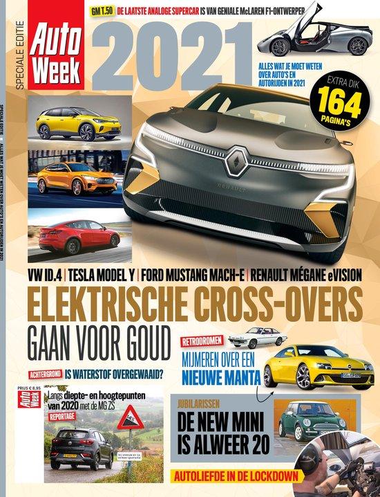 Afbeelding van Autoweek Jaarspecial 2021
