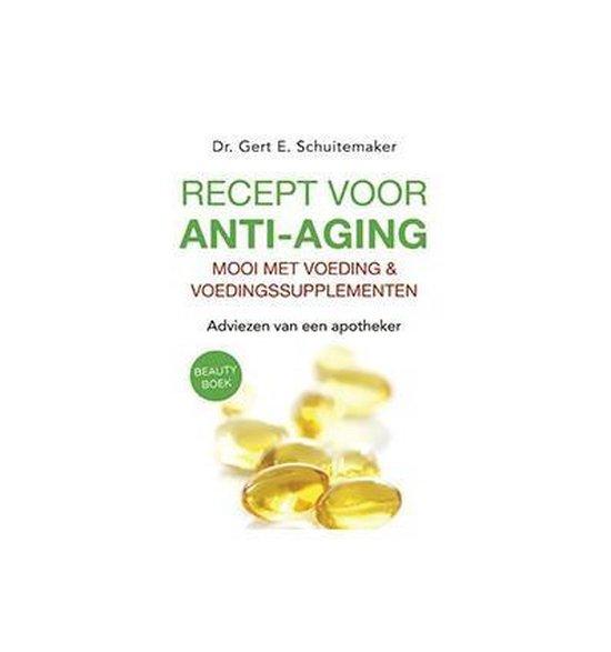 Boek cover Ortho Dossier  -   Recept voor anti-aging van Gert E. Schuitemaker (Paperback)