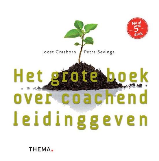 Boek cover Het grote boek over coachend leidinggeven van Joost Crasborn (Paperback)