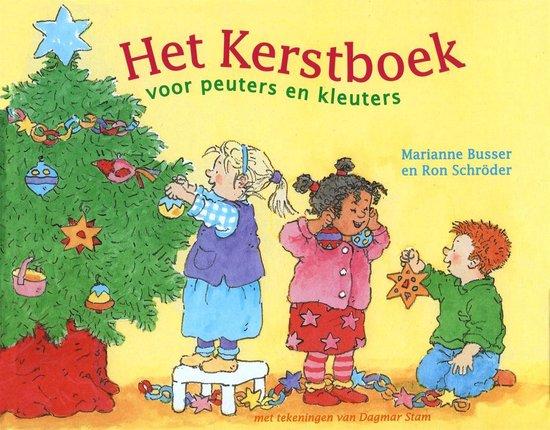 Het Kerstboek voor peuters en kleuters - Marianne Busser |