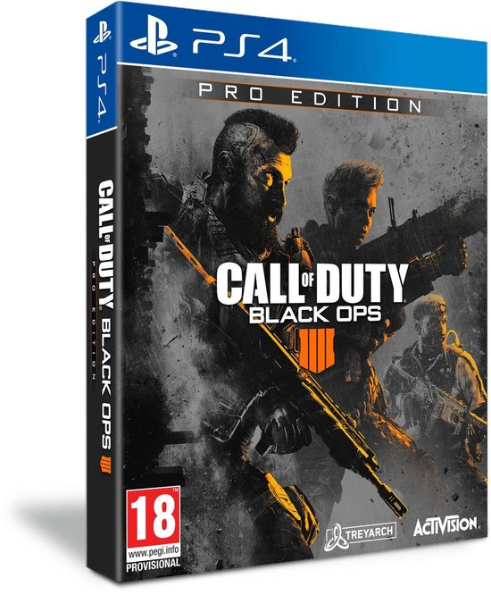 Call of Duty: Black Ops 4 - Pro Edition - PS4