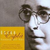 Òscar Esplà: Sonata del Sur