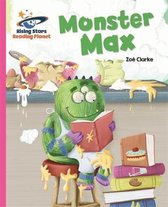 Reading Planet - Monster Max - Pink A