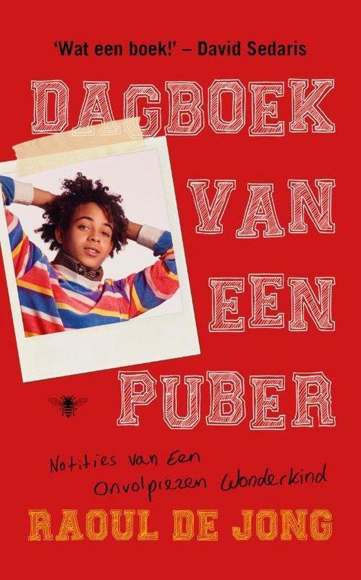 Boek cover Dagboek van een puber van Raoul de Jong (Paperback)
