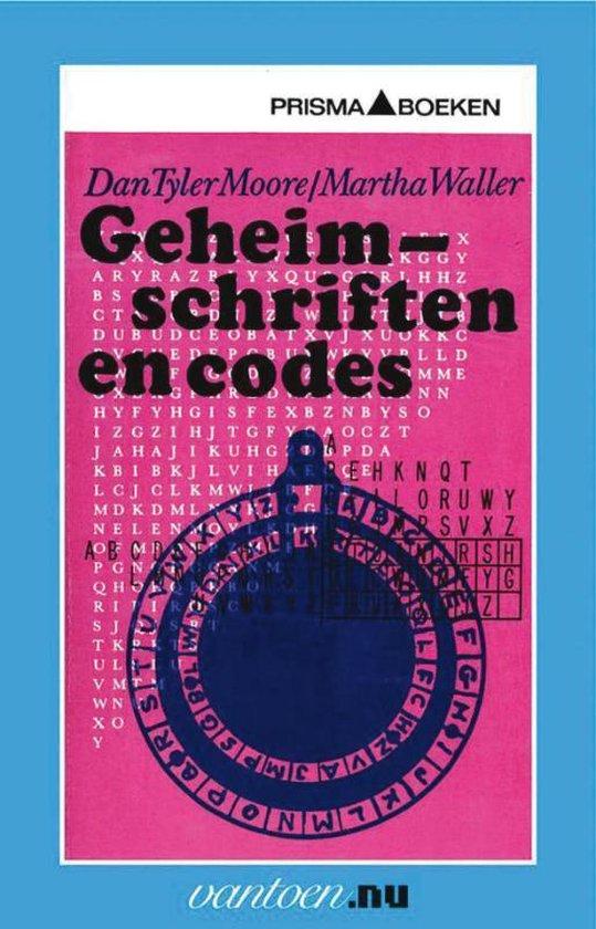 Vantoen.nu - Geheimschriften en codes - D. Tyler Moore |