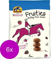 Cavalor Fruities Versnapering - Paardensnack - 6 x 750 g