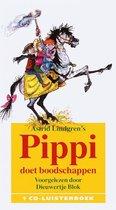 Pippi Doet Boodschappen Luisterboek Cd