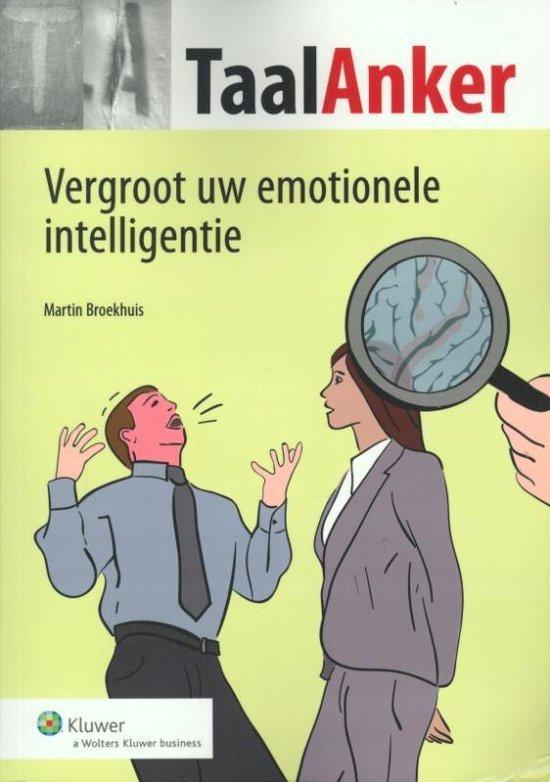 Taalanker: Vergroot uw emotionele intelligentie - Martin Broekhuis  